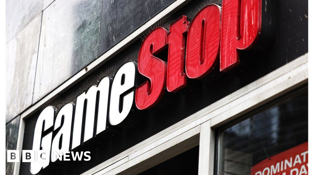 Anger as trading in GameStop shares is restricted