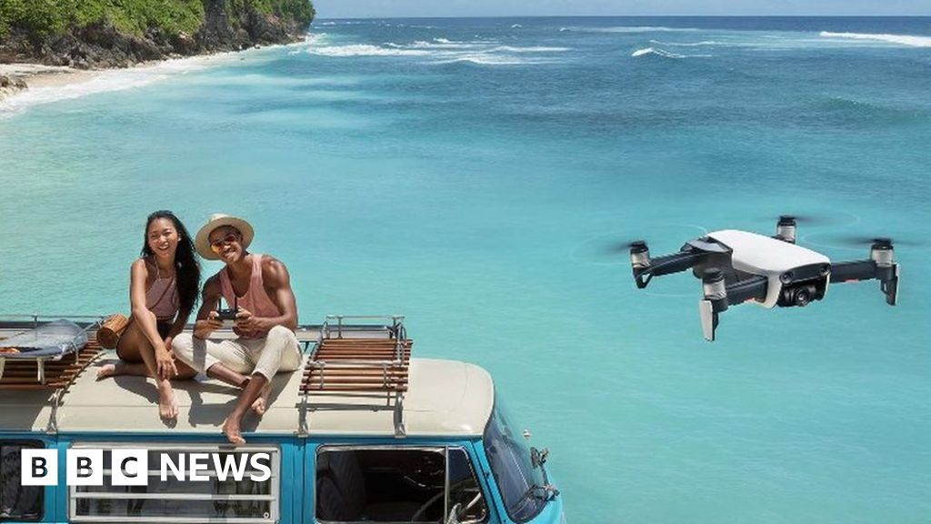 'Ultraportable' Mavic Air drone launched