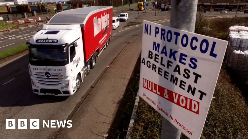 Brexit: NI Protocol challenge to be heard in High Court