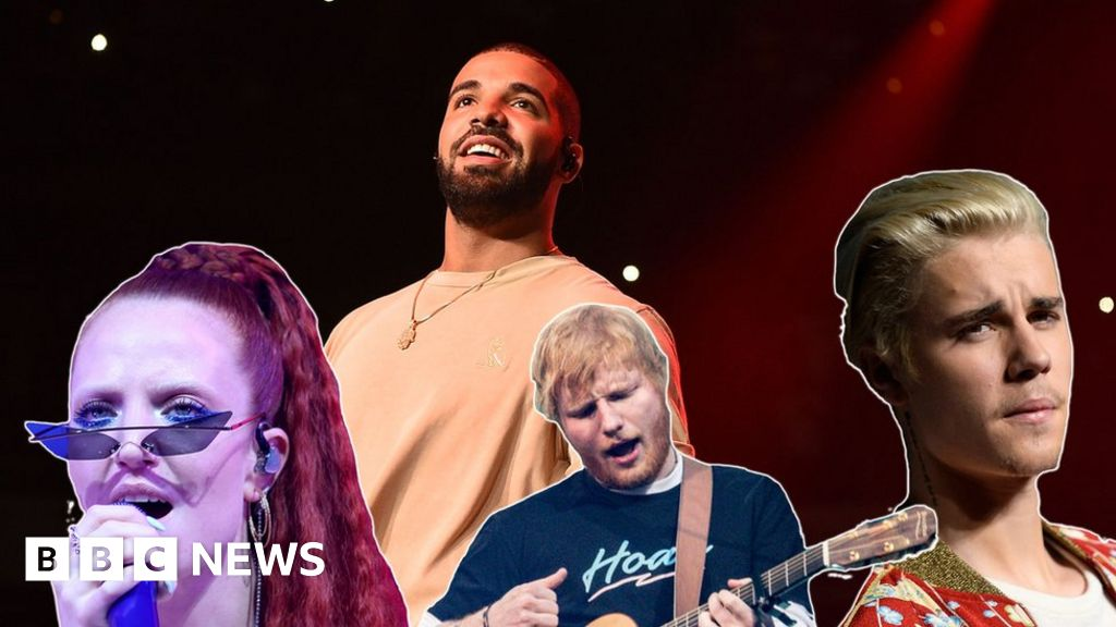 Ed Sheeran, Drake and Justin Bieber: What were they doing 10 years ago?