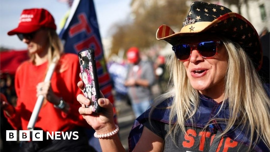 Million MAGA March: Pro-Trump protesters hold rallies as tensions grow