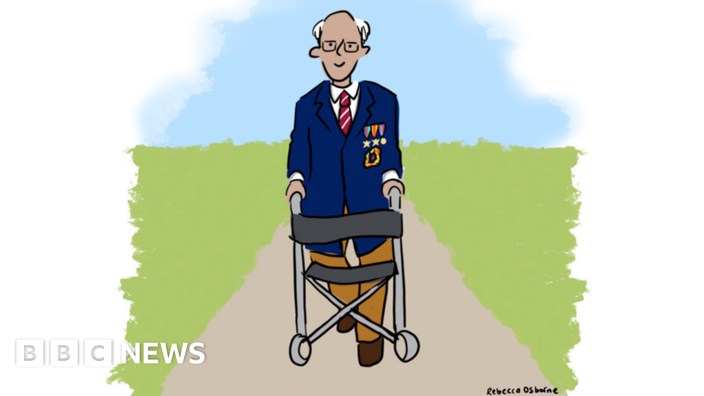 Captain Tom Moore: How the war veteran captured our hearts