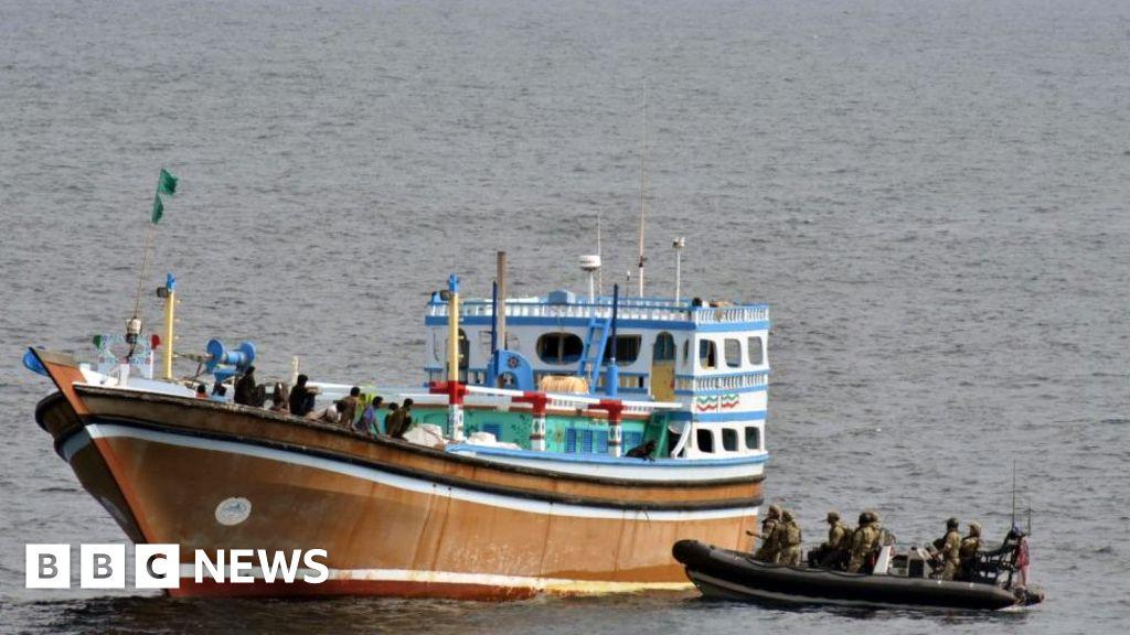 HMS Defender: Royal Navy seizes £3. 3m of crystal meth in Arabian Sea