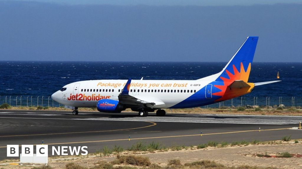 Jet2 passenger was 'verbally abusive'