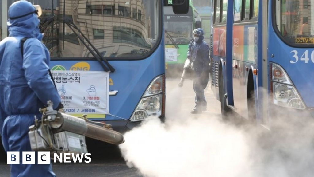 Coronavirus: South Korea identified a niche cult as a breeding ground