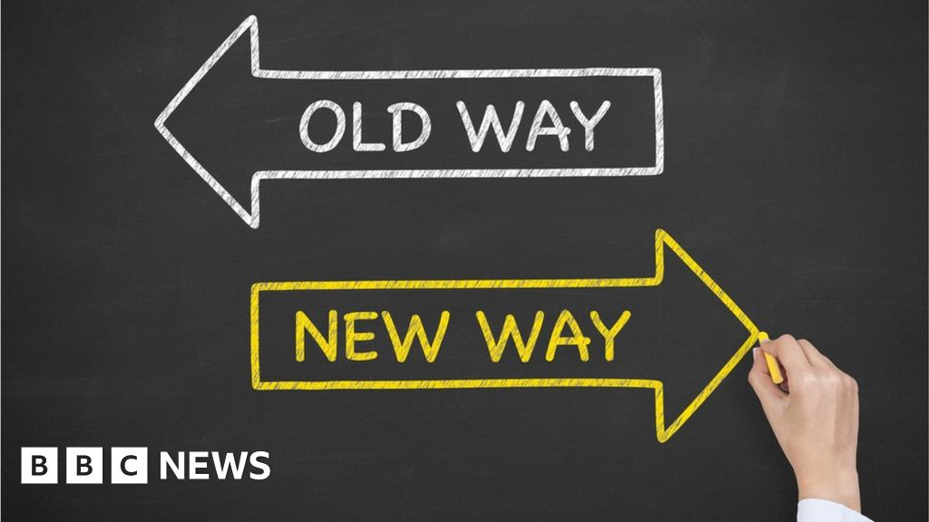 the importance of change in business bbc news