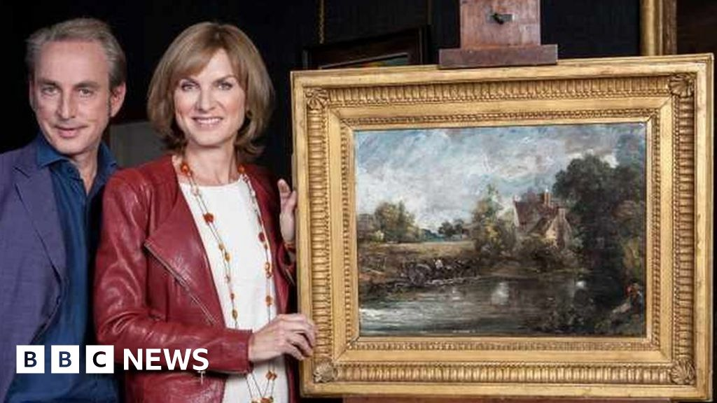 John Constable 'fake' Sold For £35,000 Is £2m Original - BBC News