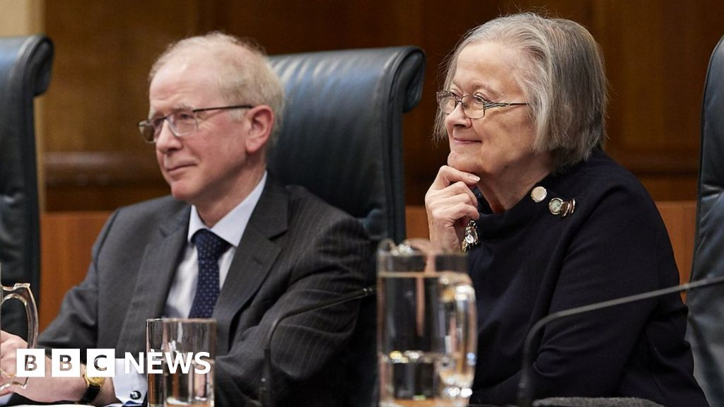 Lady Hale warns against the UK adopting a US-style Supreme Court