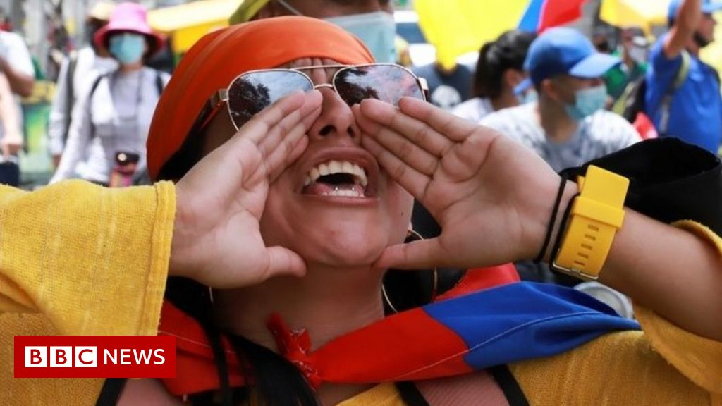 Colombia protests: Shortages in Cali as demonstrations rumble on