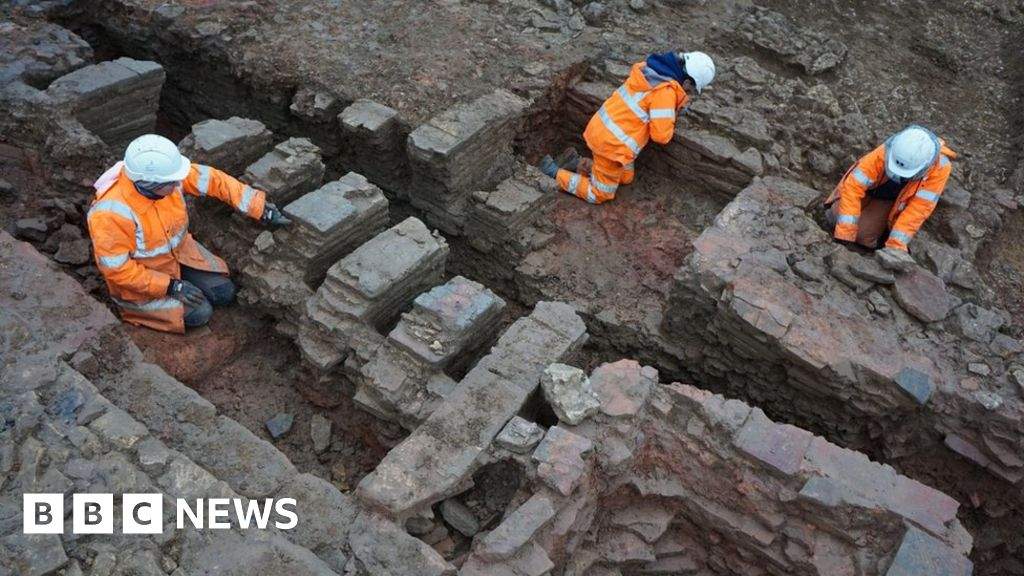 Roman villa building site found at Corby housing estate