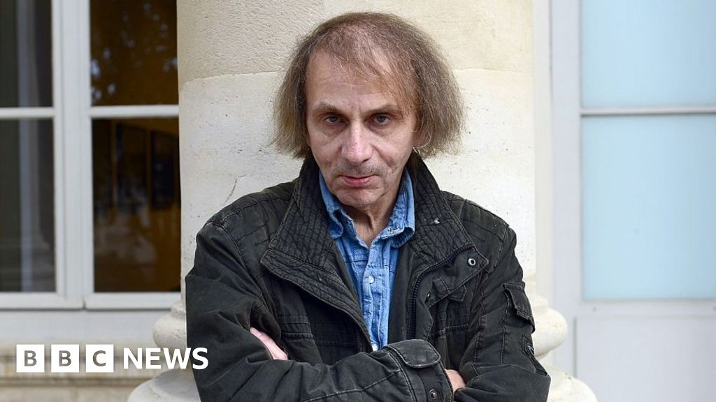 Controversial writer wins France's highest honour