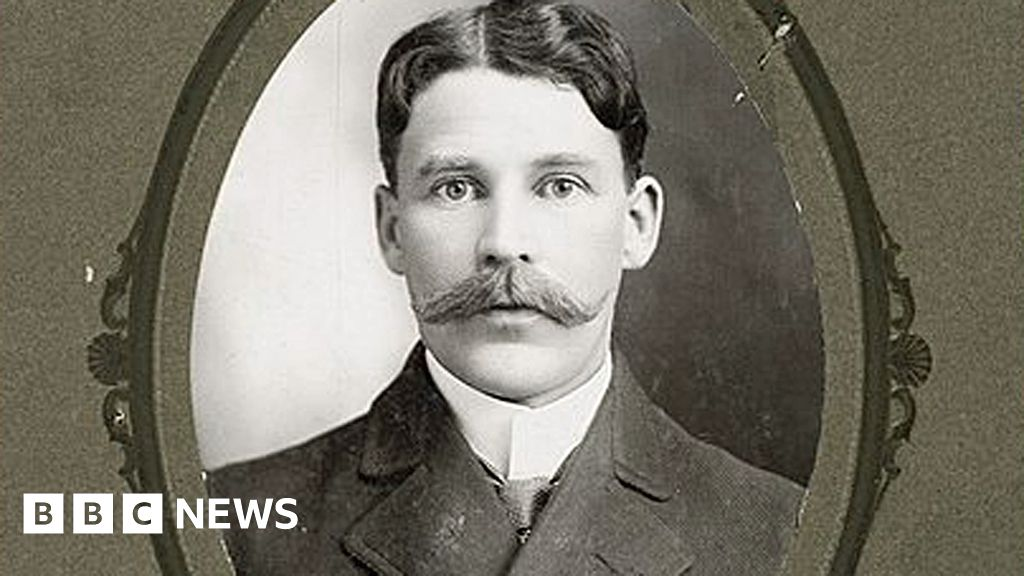 H Ogilvie is: What limits young one of the leading poets Bush was