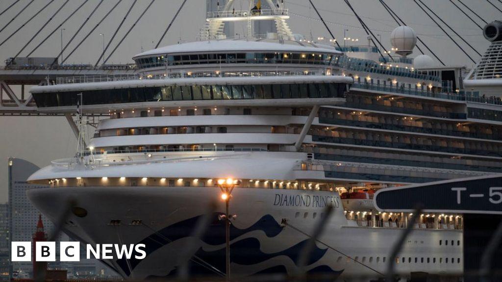 Coronavirus: Britons on Diamond Princess cruise ship to disembark and fly home