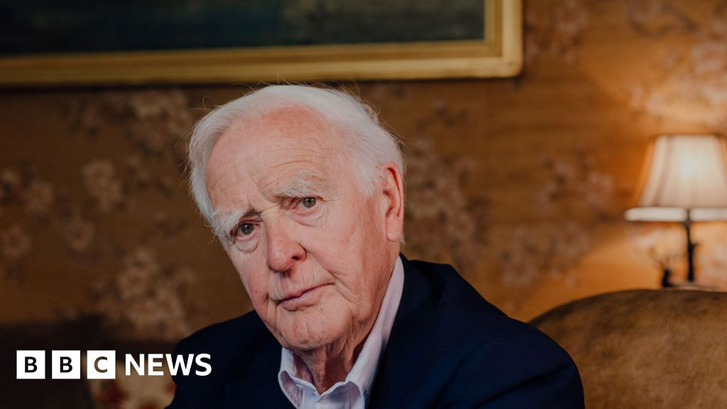 John le Carre: 'Politicians love chaos – it gives them authority'