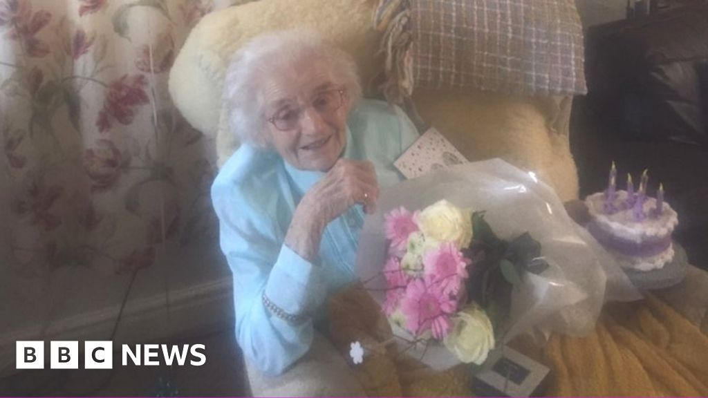 Thirsk woman marks 100th birthday after a meeting with £18k a Stand-up challenge