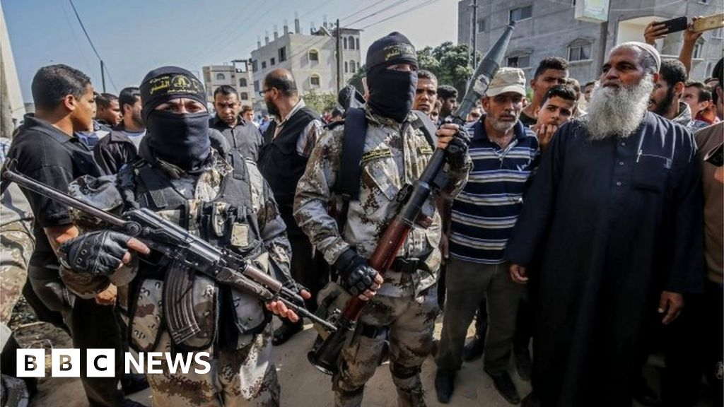 Israel-Gaza clash: Why Hamas chose restraint thumbnail
