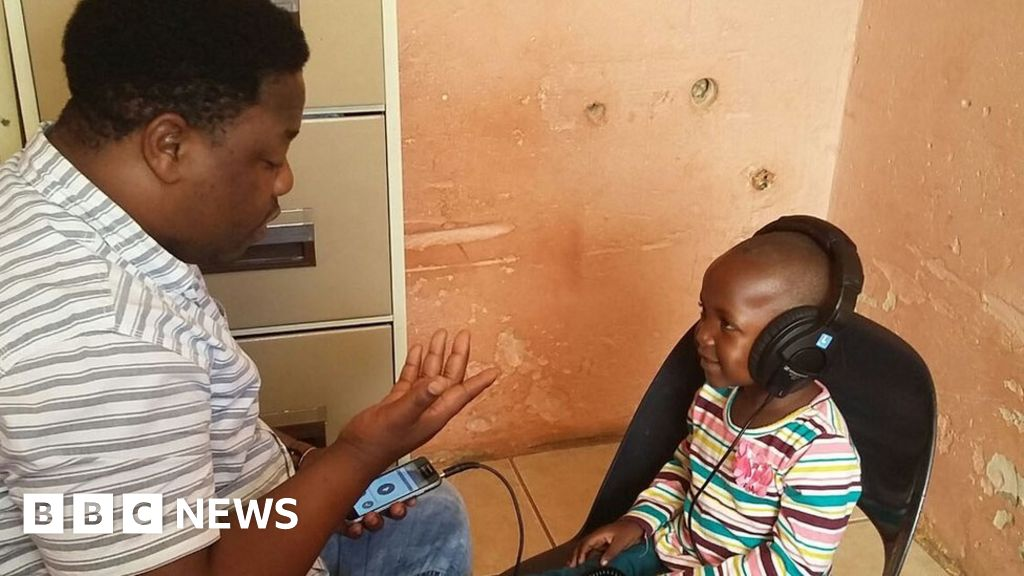 The 'invisible epidemic' afflicting millions globally - BBC News