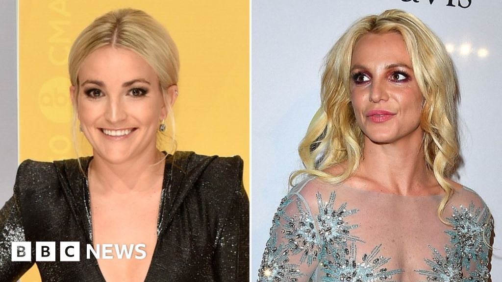 Britney Spears Sister Jamie Lynn Seeks Control Of Singer S Finances Bbc News