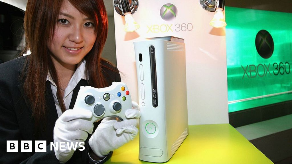 Xbox 360 games console discontinued by Microsoft - BBC News