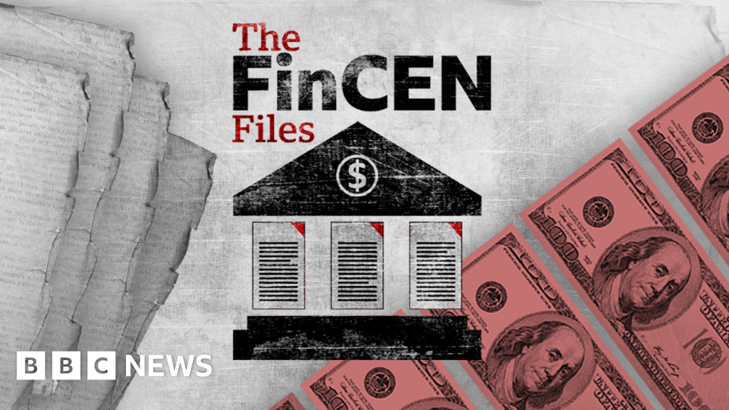 The FinCEN Files: How Banks Stood By As Criminals Laundered $2 Trillion - cover