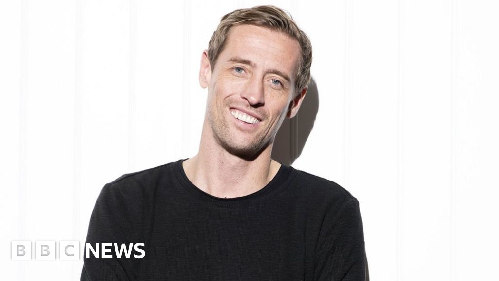 Peter Crouch on jumping from planes and 'the ultimate retirement'