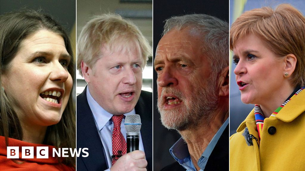 General election 2019: Parties in final campaign push as poll nears