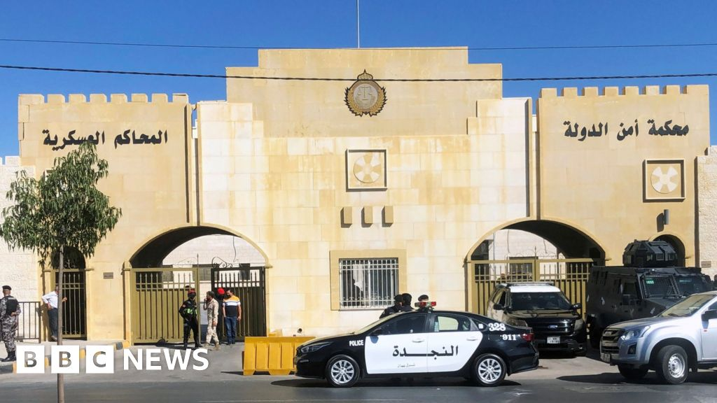 Jordan tries ex-royal adviser and minor royal over alleged coup plot