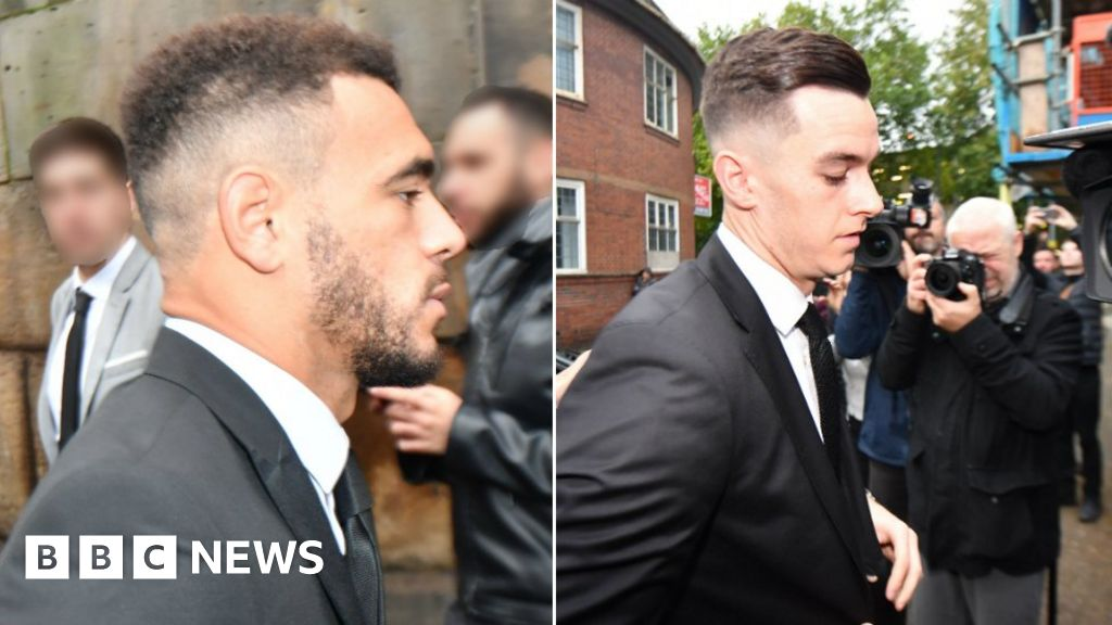 Tom Lawrence and Mason Bennett plead guilty to drink-driving