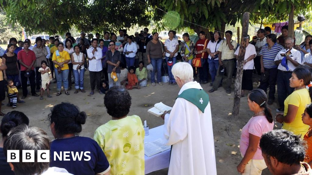 Vatican considers married priests for Amazon region