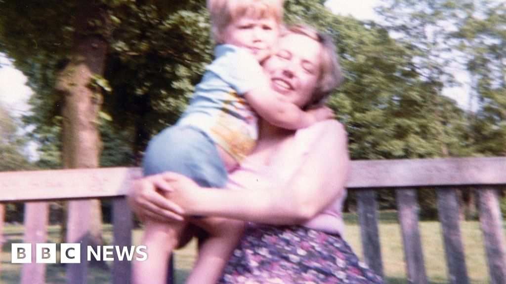 After mum died, nobody talked about you for 15 years
