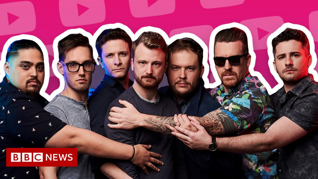 Why popular YouTubers are building their own sites - bbc