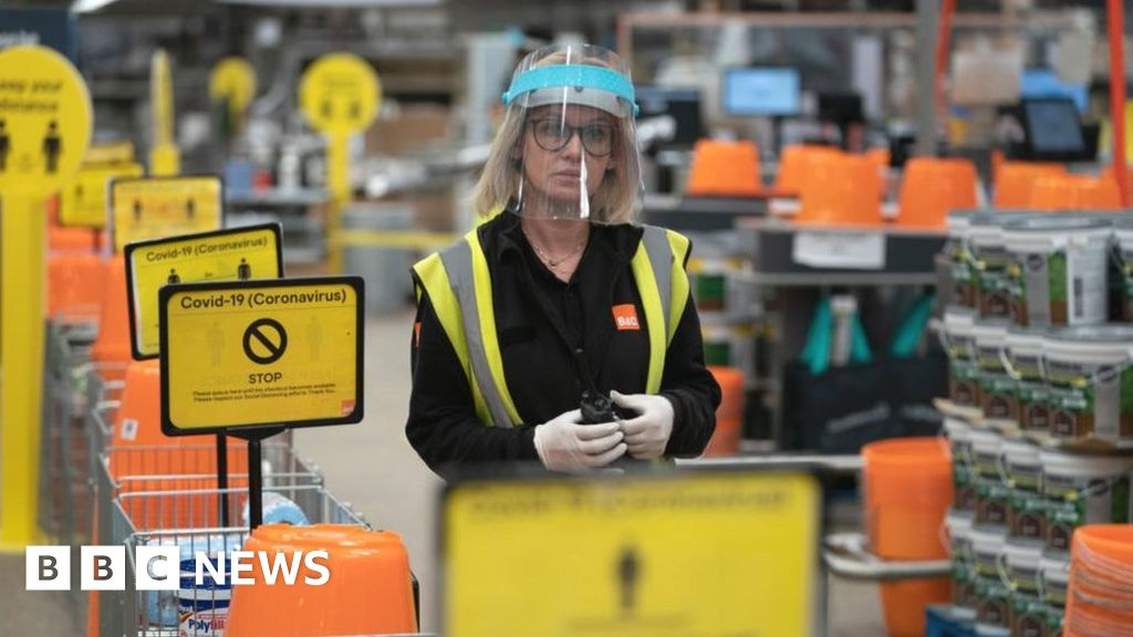 Retail sales in may recover partially after DIY-boost