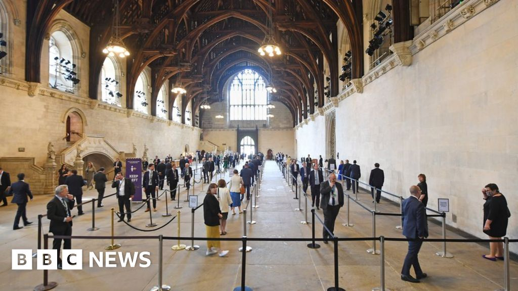 Discrimination row over MPs queuing up to vote