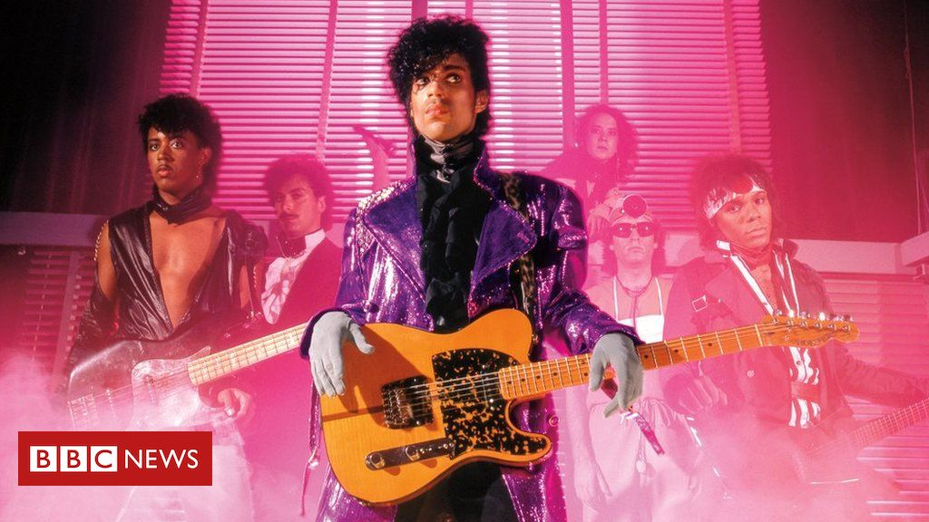 The real story behind Prince's Little Red Corvette