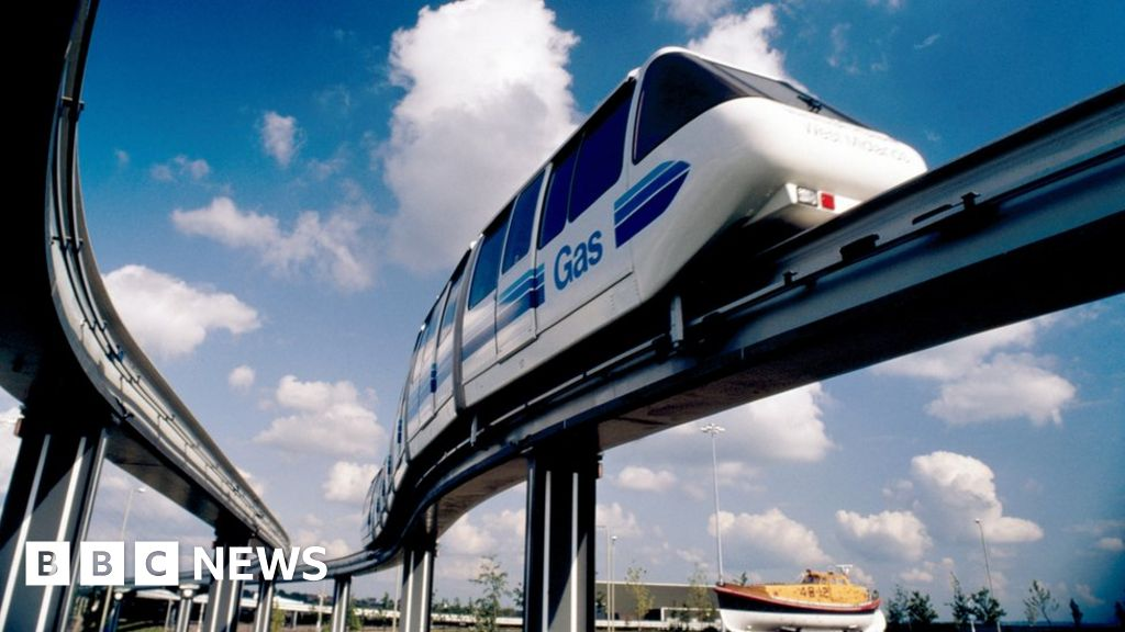 Why doesn't the UK take monorails seriously? - BBC News