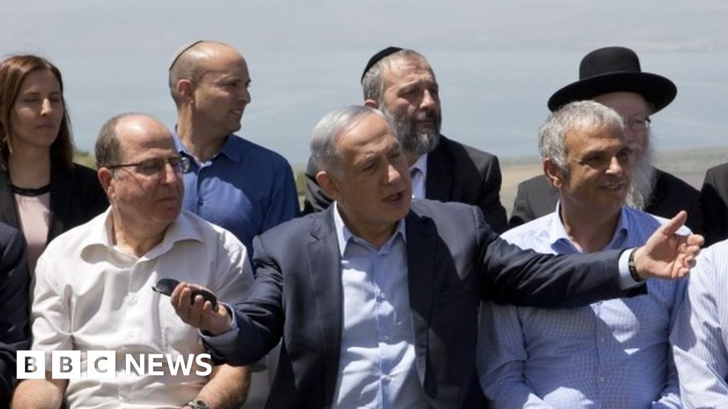 Golan Heights 'forever Israeli', PM Benjamin Netanyahu vows