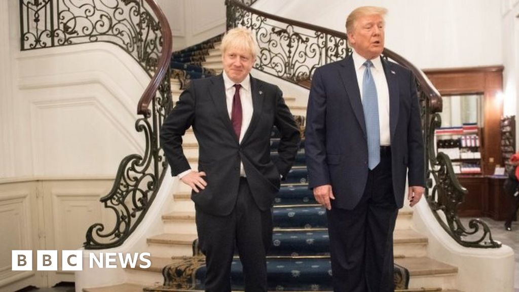 Brexit: UK to seek vows hard bargain in the US-trade-talks