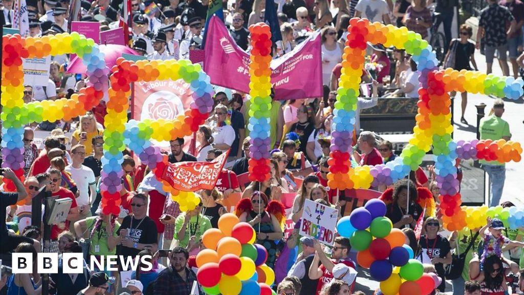Full of Pride at Wales' biggest parade