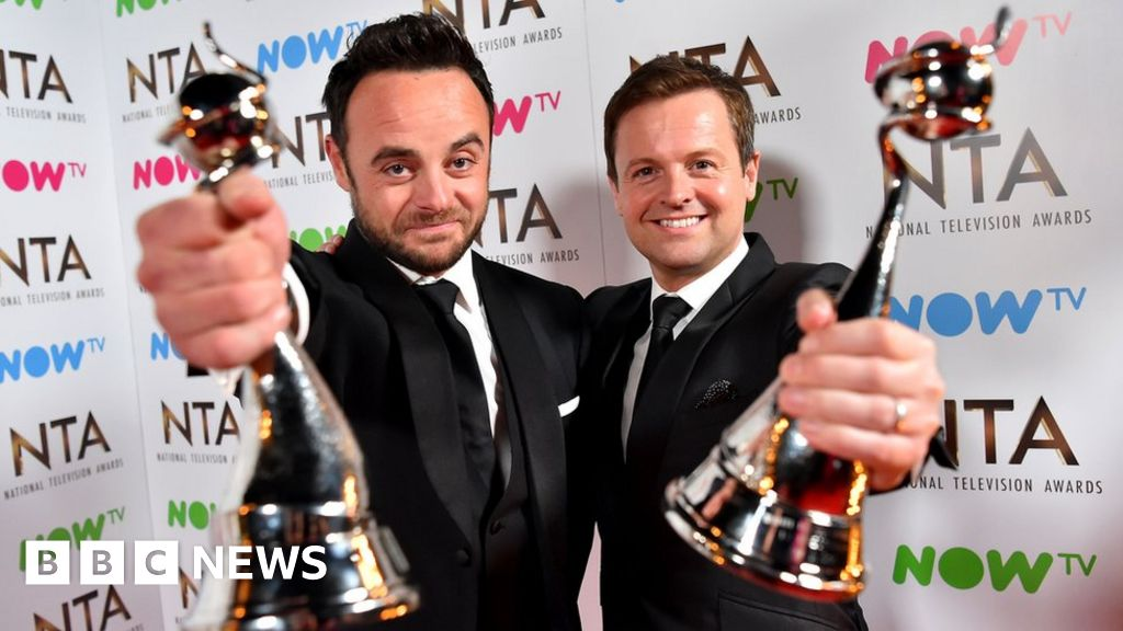 Ant and Dec nominated for NTAs (again)