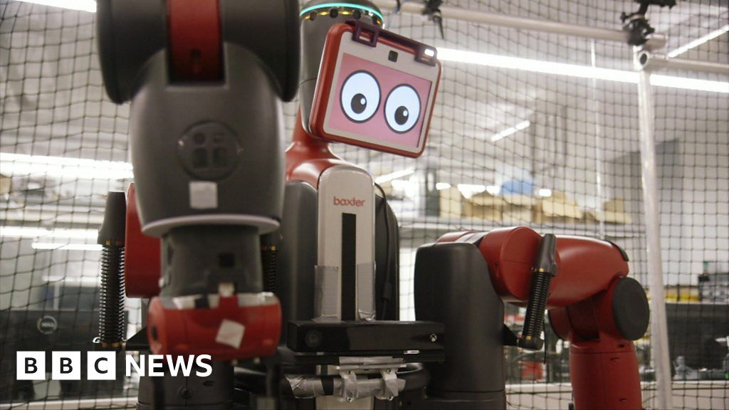 Robots gain lessons in hot dogs and other news