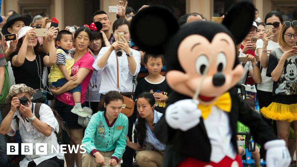 Disney sues over Chinese cartoon 'strikingly similar' to
