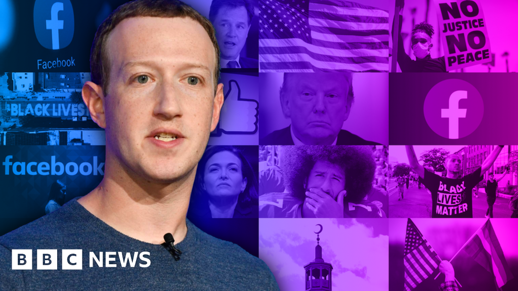 Facebook civil-rights record hammered in own review thumbnail