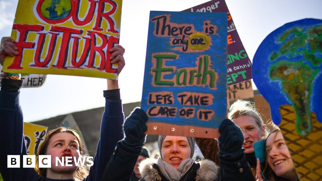 Scotland needs to  walk the talk  on climate change