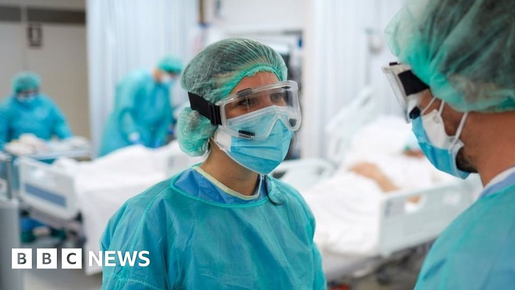 Covid: Welsh NHS warns waiting list backlog could take years to clear