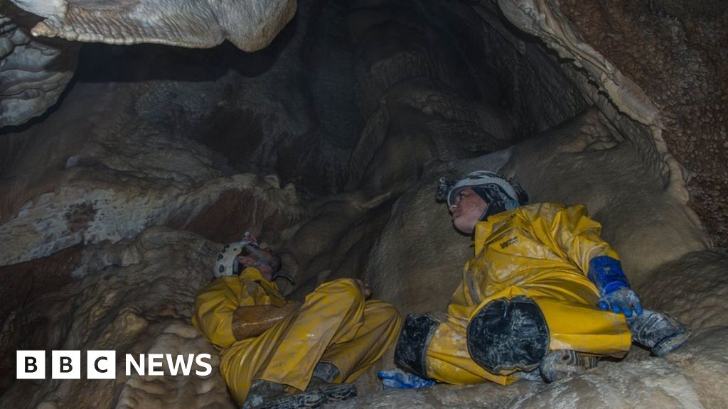 Lost in Asia's deepest cave