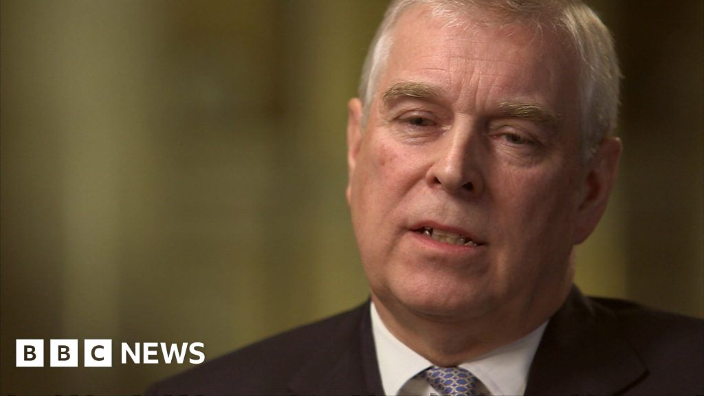 Prince Andrew Interview I Don T Remember This Bbc News
