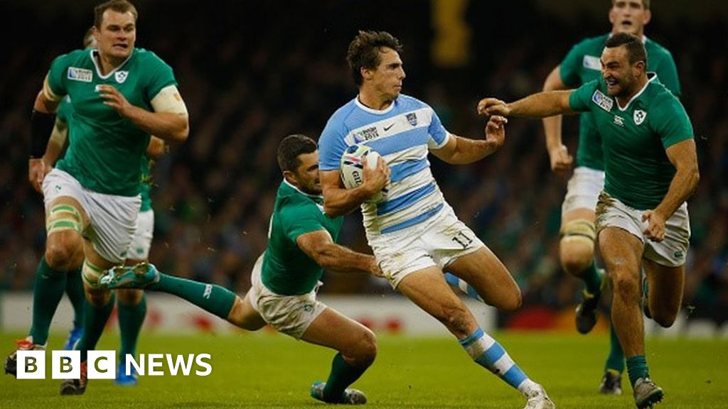 139faf6d0bd Rugby World Cup 2015 hailed as commercial success - BBC News
