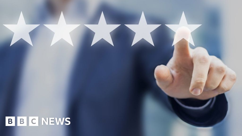 How seller feedback helped build eBay, Uber and AirBnB - BBC