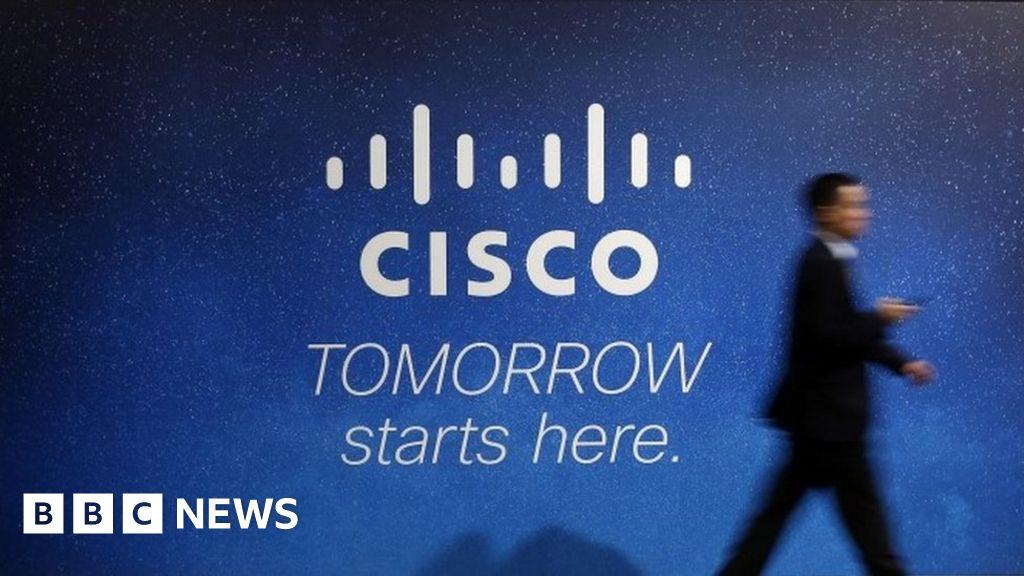 Cisco to cut up to 5,500 jobs - BBC News