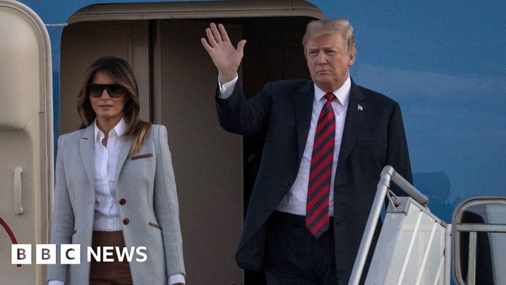 Trump cautious ahead of Putin summit